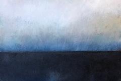 Jean-Christophe DITROY - Sans titre – 116 x 89 cm    Huile sur toile