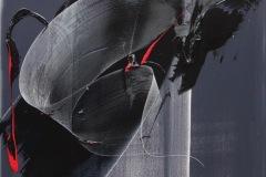 Jean SOYEZ - D02 – 80 x 80 cm Huile sur toile