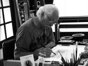 SVAIF - portrait Jacky Bluteau