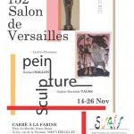 Exposer au 152ème Salon de Versailles