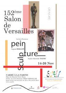 Le 152ème Salon de Versailles